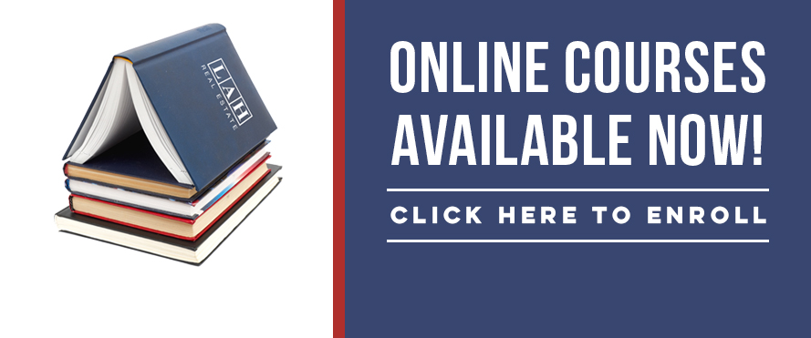 Online Courses Available Now!