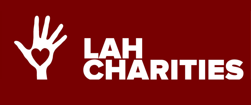 LAH is proud to support these local charities!