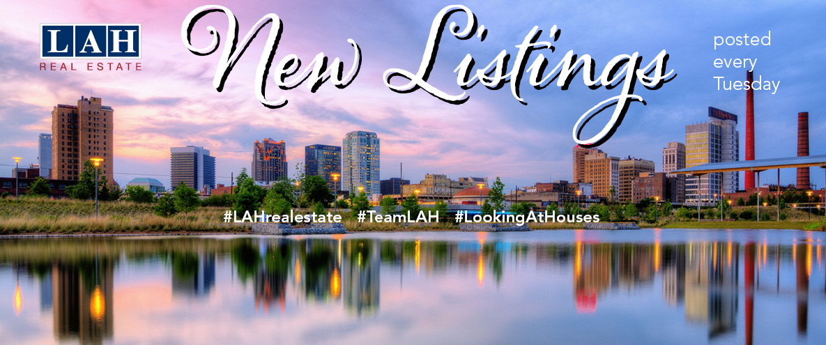LAH Real Estate New Listings (posted every Tuesday)