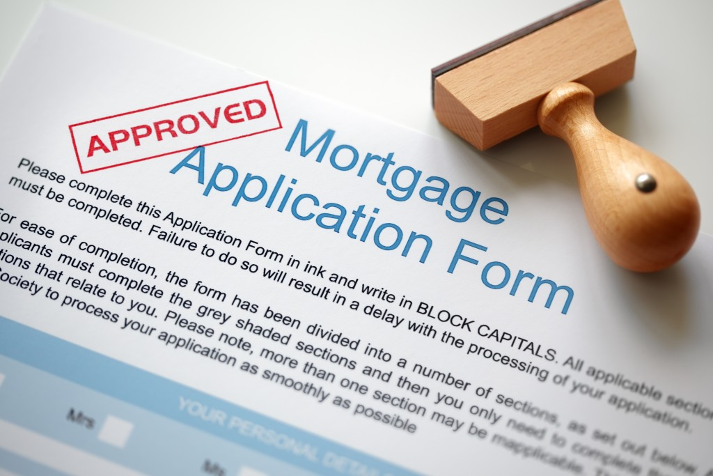 Mortgage Loan Application Approved