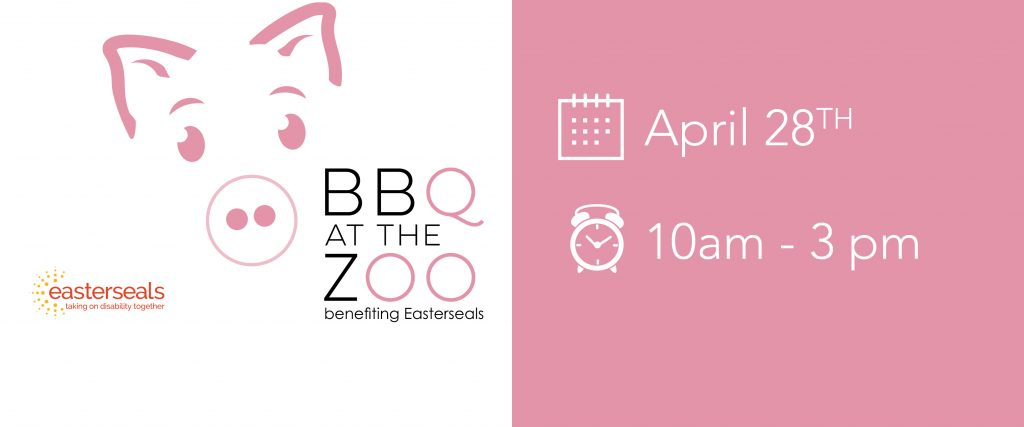 Teams will compete at the Birmingham Zoo - come on and taste the 'Q!